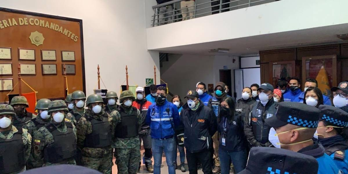 Coronavirus en Ecuador: Se realizaron 10 fiestas en el sur de Quito
