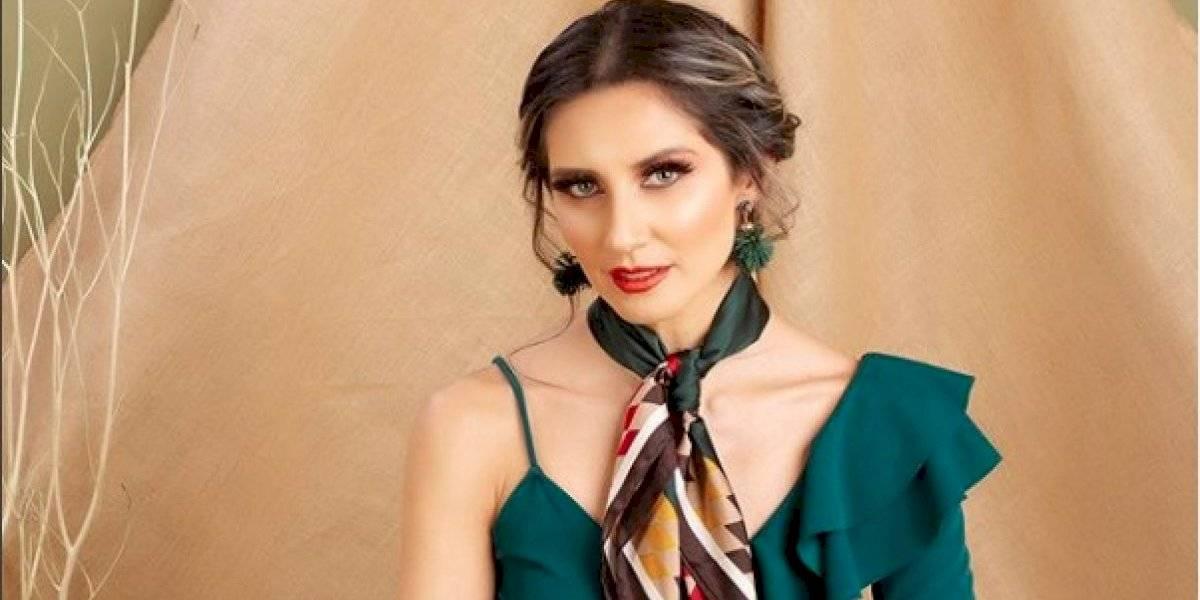 Florecita Cobián, Miss Guatemala 2003, presume su trasero en Instagram