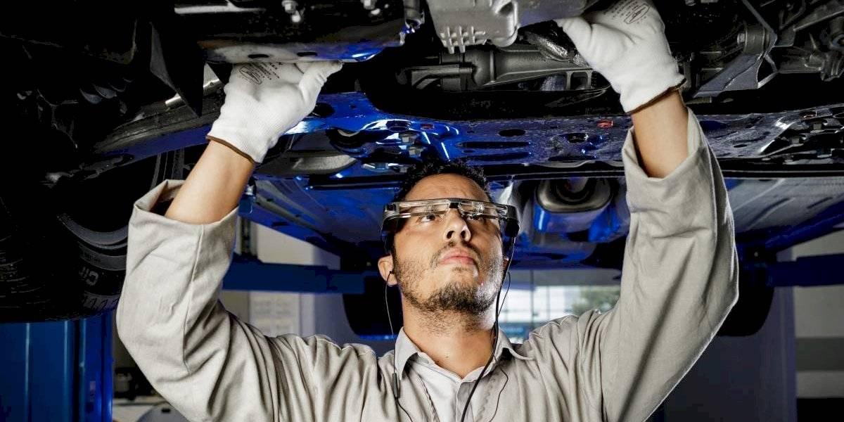 Ford presenta la primera asistencia de realidad aumentada de Chile