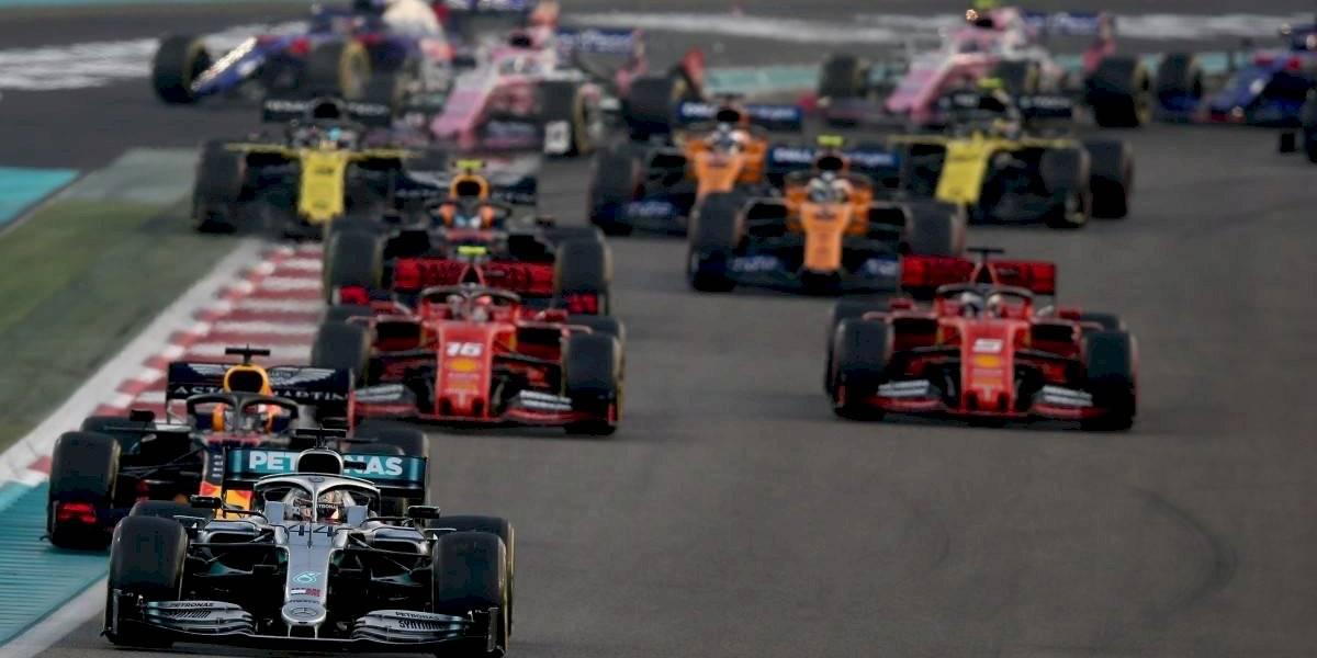 Ecclestone cree que hay tiempo para, a lo menos, ocho carreras de la F1