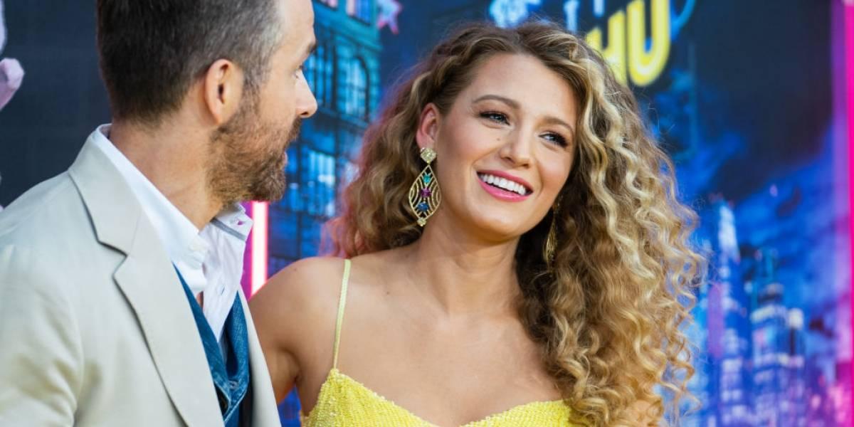 Blake Lively e Ryan Reynolds anunciam doação de US$ 1 milhão para ações contra coronavírus
