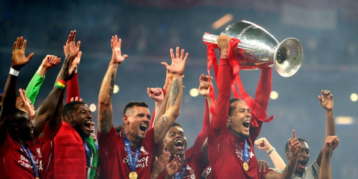Si el coronavirus lo permite: La UEFA entrega nueva fecha para la final de Champions y Europa League