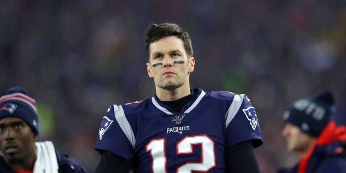 Tom Brady deixa o New England Patriots após 20 anos