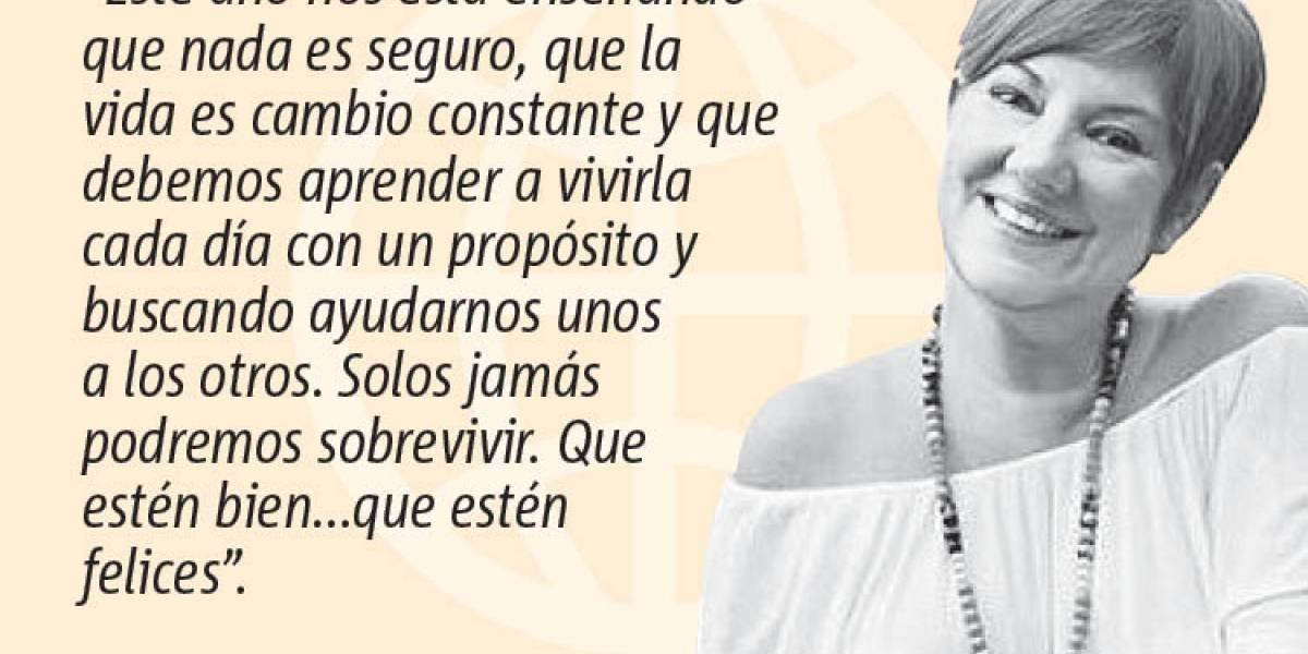 """Opinión de Lily García: """"Compasión en tiempos de pandemia"""""""