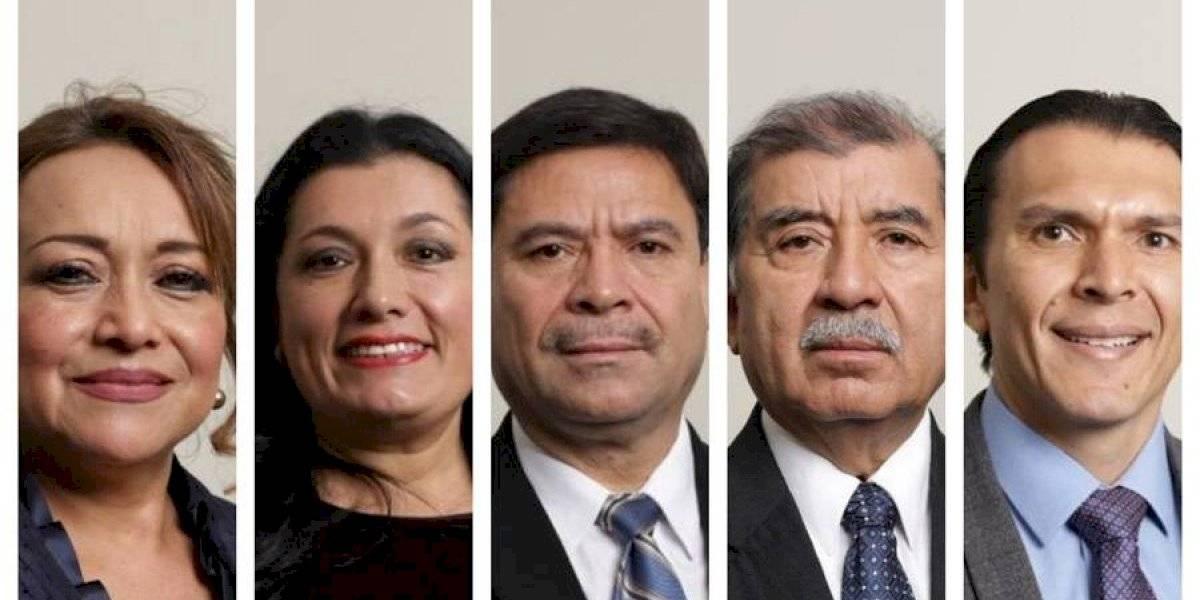 En medio de estado de Calamidad, diputados eligen a magistrados del TSE