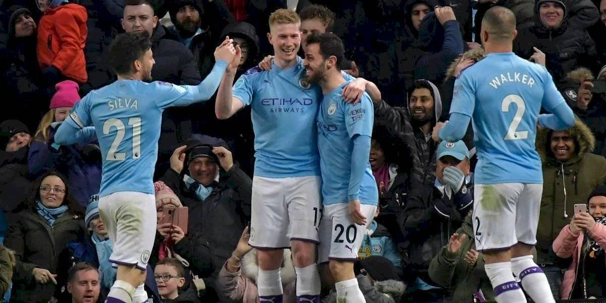 El Manchester City se expande en Europa y 'compra' club en Francia