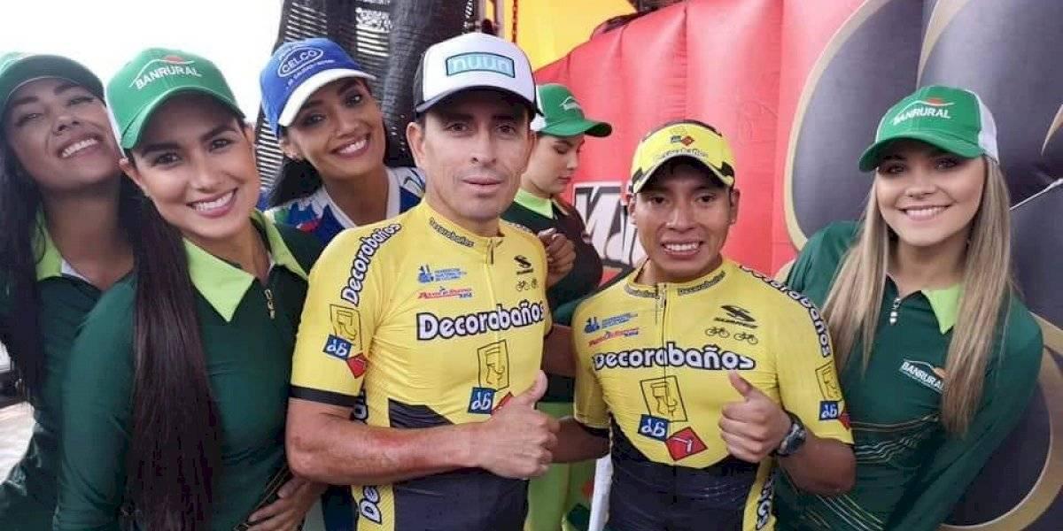 Familia de ciclista Manuel Rodas le envía conmovedor mensaje a Chile