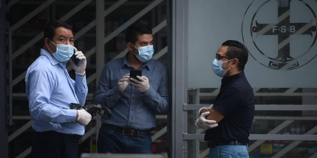 La pandemia de Coronavirus en Guatemala ha afectado mayormente a personas menores de 40 años