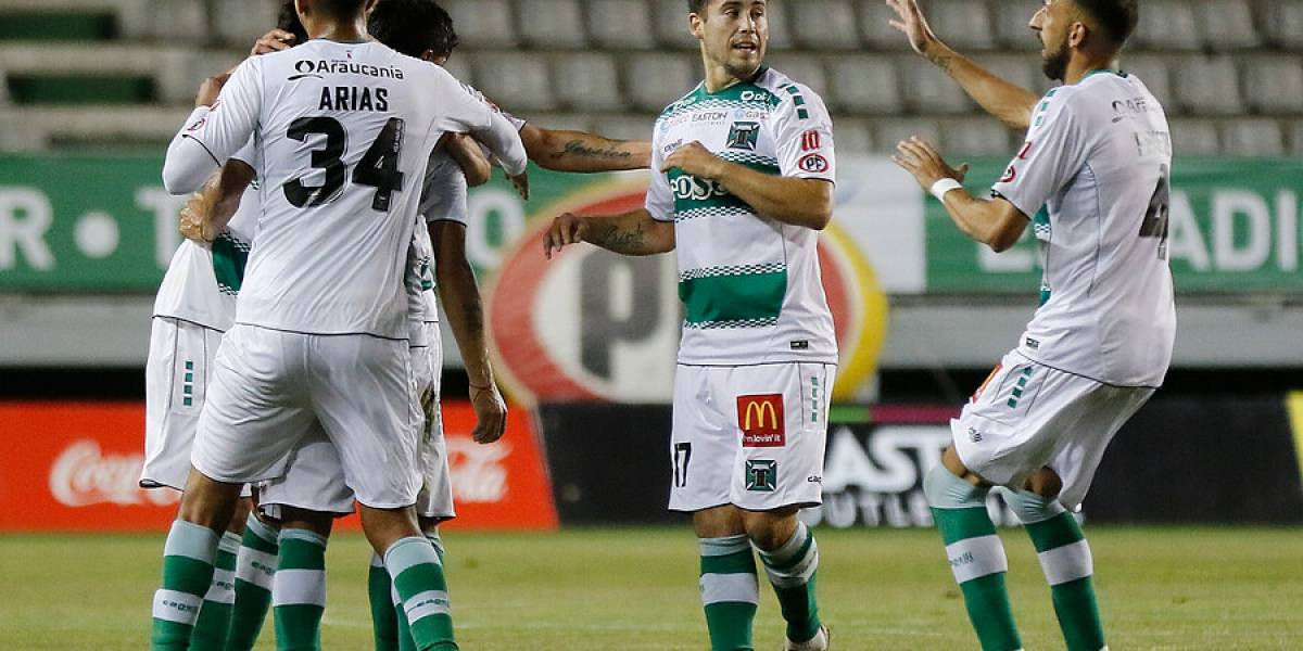 Temuco venció a San Marcos en el último partido del fútbol chileno antes de la cuarentena por coronavirus