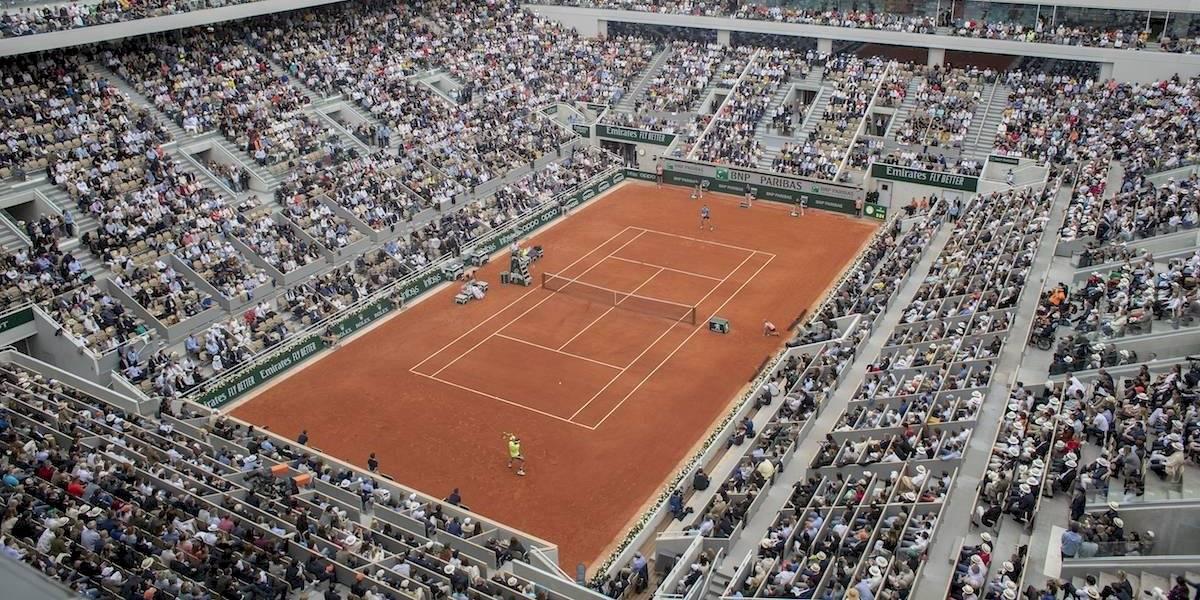 Roland Garros, víctima del coronavirus: se jugará hasta septiembre