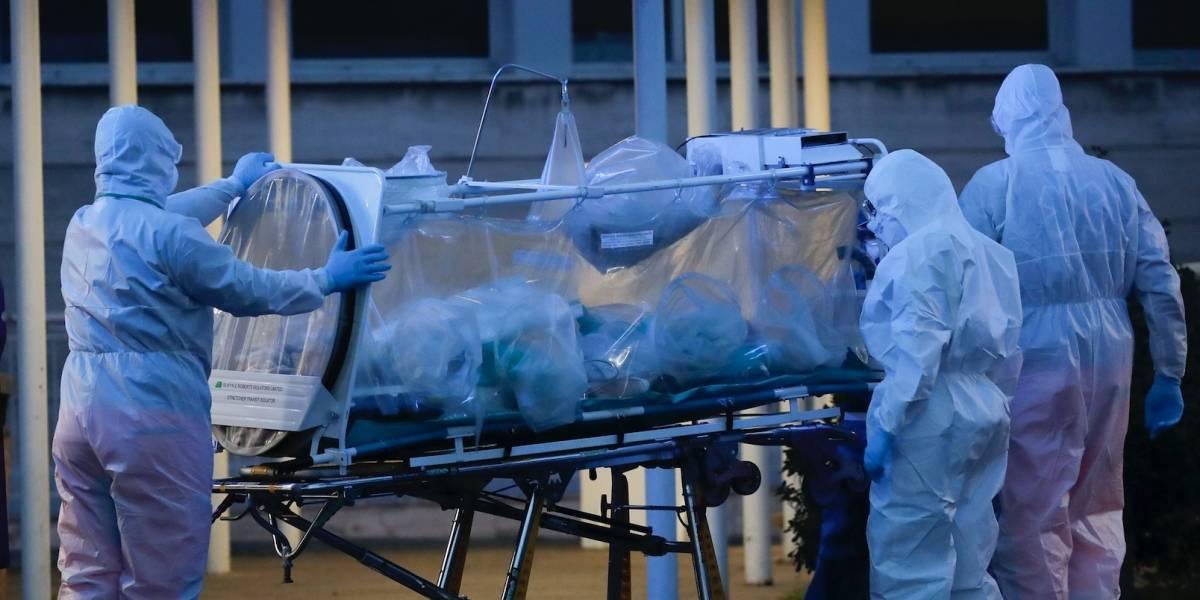 Rusia y Estonia reportan sus primeras muertes por el coronavirus