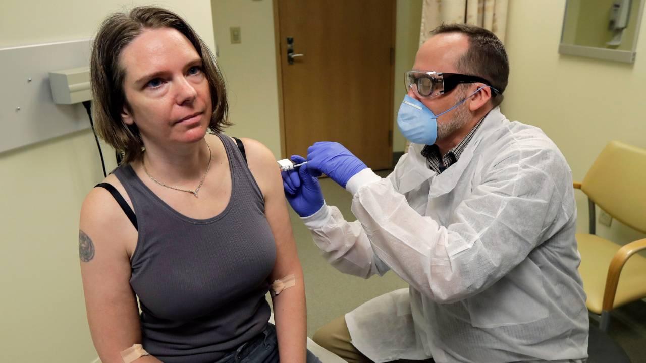 Coronavirus: científicos probarán en humanos nueva vacuna para el COVID-19