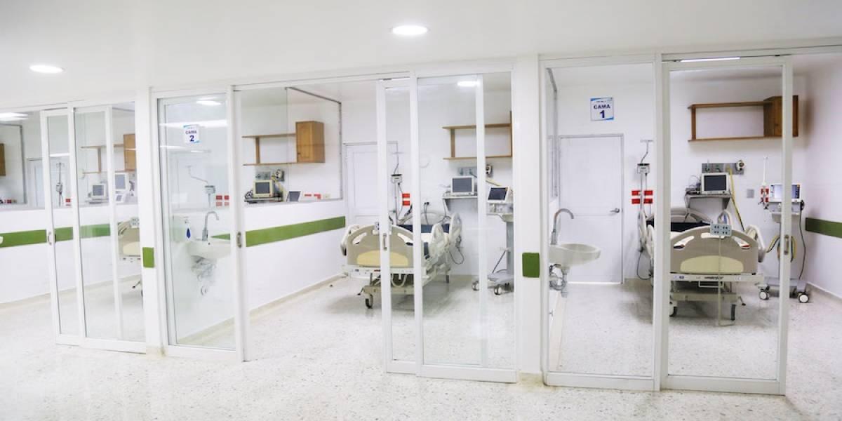 Los 30 hospitales y clínicas al borde del colapso por coronavirus en Bogotá