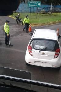 controlar medidas dispuestas por el Municipio de Quito