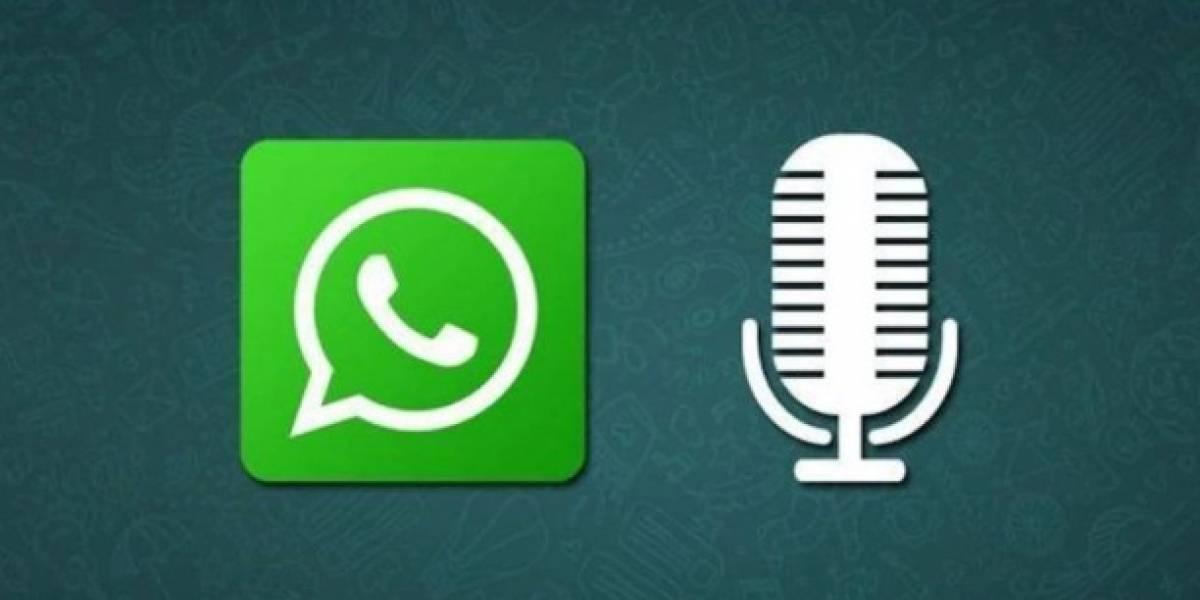 WhatsApp: cómo convertir fácilmente los mensajes de audios a textos