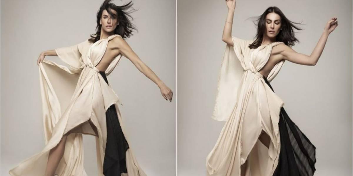 Venda de vestido de luxo será revertida para mulheres vítimas de violência