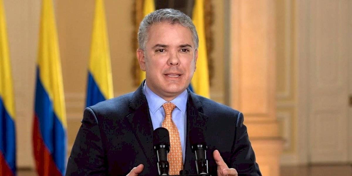 Presidencia anuncia cuarentena total en Colombia por coronavirus