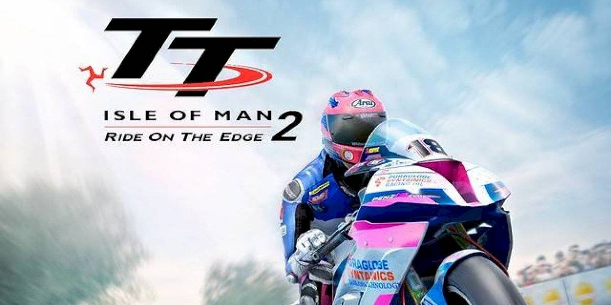 Game TT Isle of Man – Ride on the Edge 2 chega nesta quinta-feira para PS4