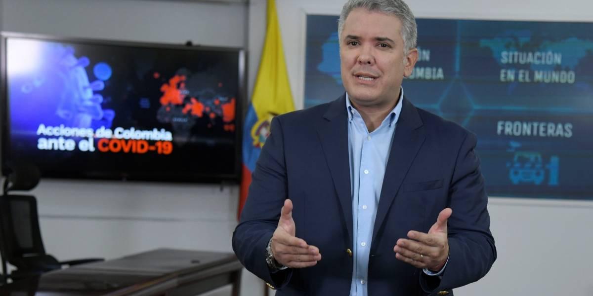 """Presidente Iván Duque respondió a quienes dudaron de su decisión """"inteligente"""" en cuarentena"""