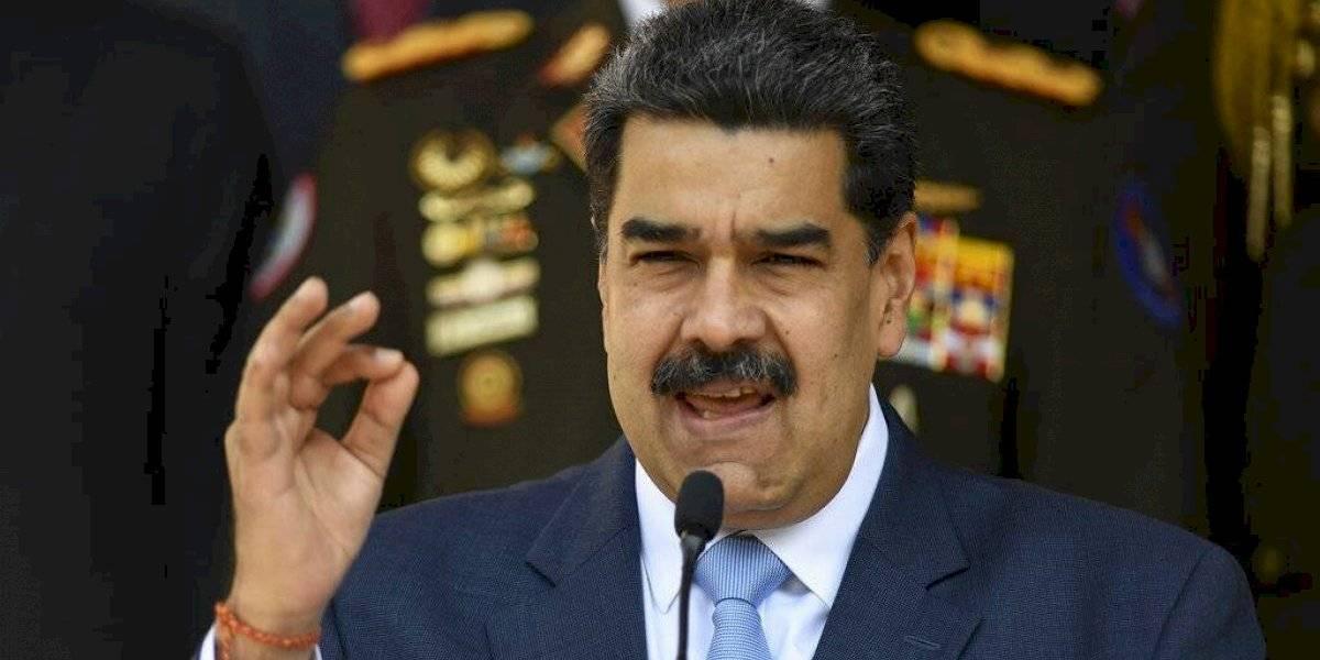 """""""Eres un miserable, Donald Trump"""": la desafiante respuesta de Maduro tras millonaria recompensa por su captura"""