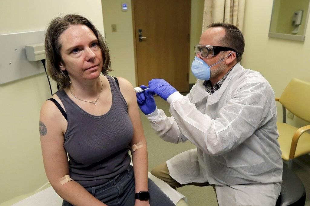 Jennifer Haller Coronavirus