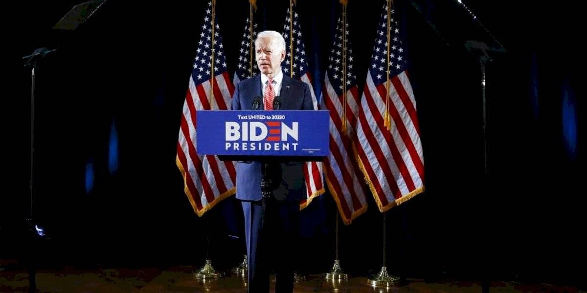 Joe Biden gana las primarias en Florida, Illinois y Arizona