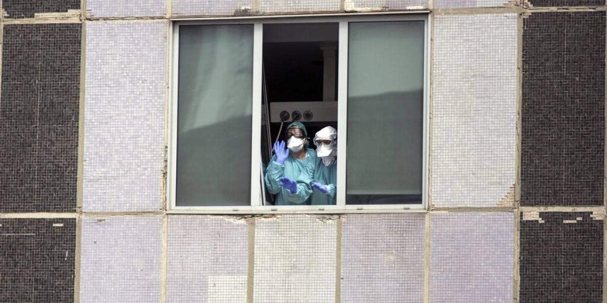 Coronavirus: reportan más de 200 mil casos y 8 mil muertos en todo el mundo