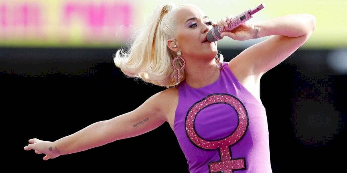 Declaran a Katy Perry inocente por plagio