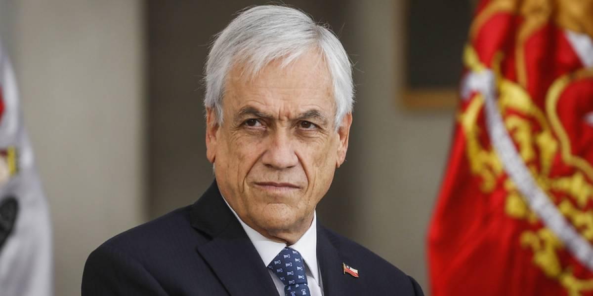 Piñera decreta Estado de Excepción de Catástrofe por 90 días en todo el país por coronavirus