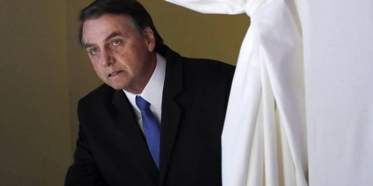 Bolsonaro confirma el resultado de su segundo test de coronavirus