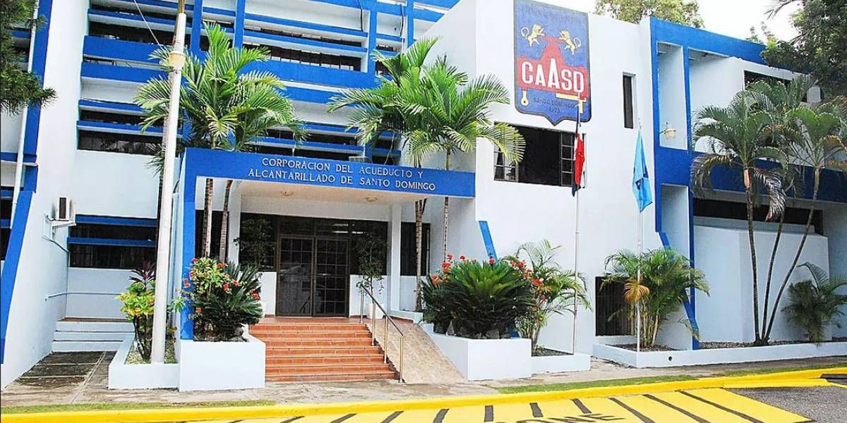 La Caasd garantiza el suministro de agua potable en el Gran Santo Domingo