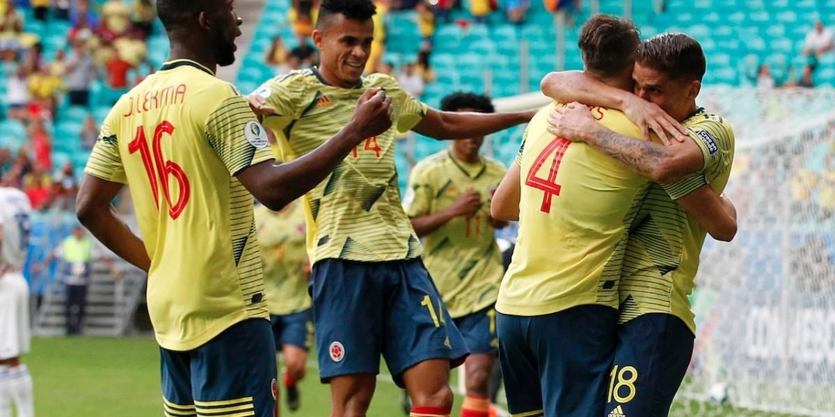 Suspensión de Conmebol le abrió las puertas de la selección Colombia a algunos lesionados