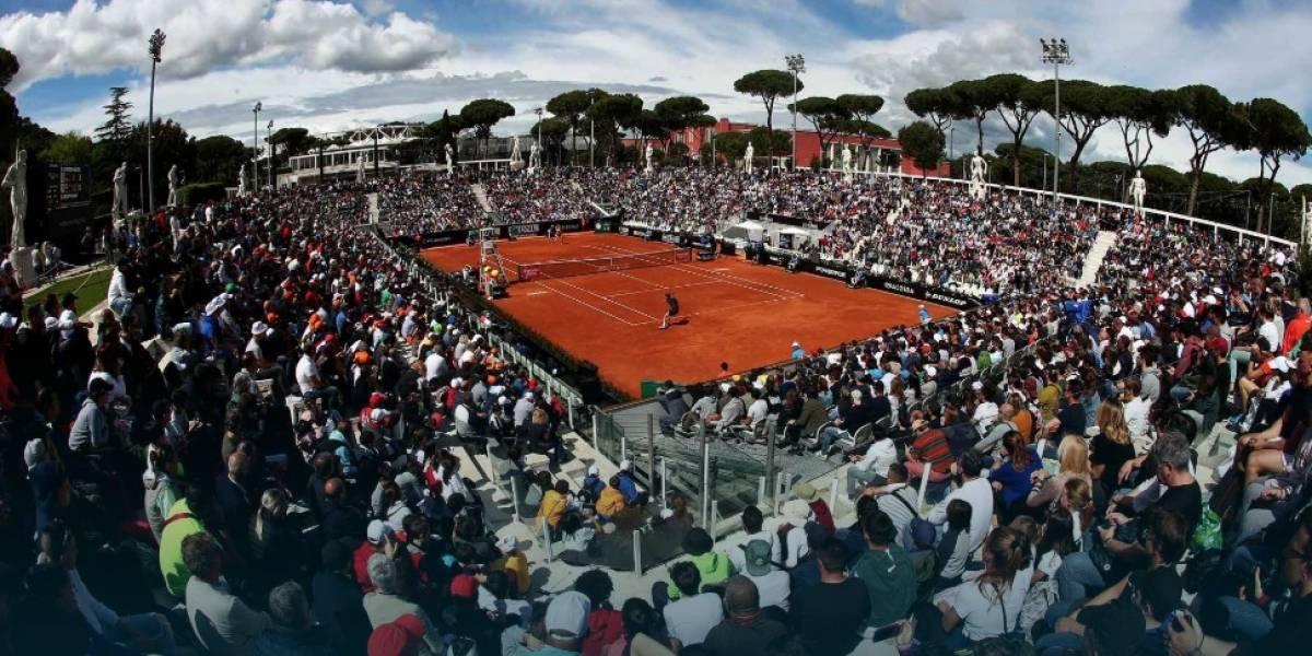 El tenis profesional quedó suspendido por las próximas 12 semanas por el coronavirus