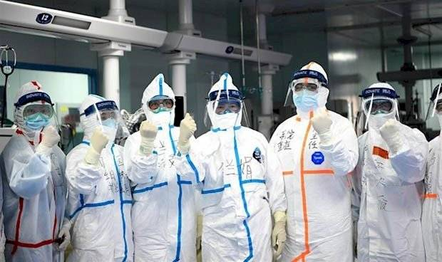 Medicamento antigripal japonés reacciona favorablemente al coronavirus Internet