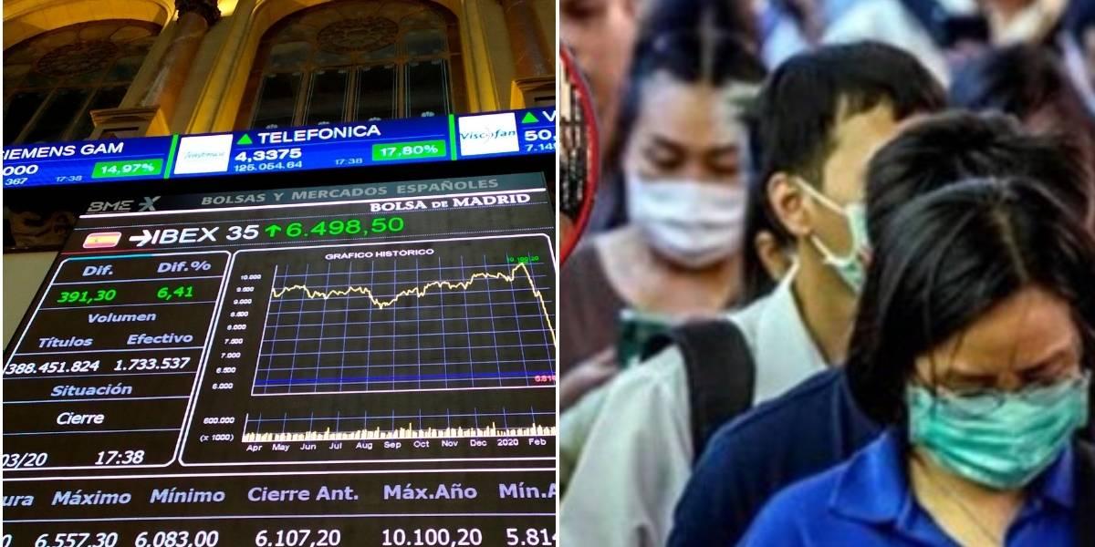 La economía global se recuperará a final de año si el brote acaba en 4 meses, según expertos