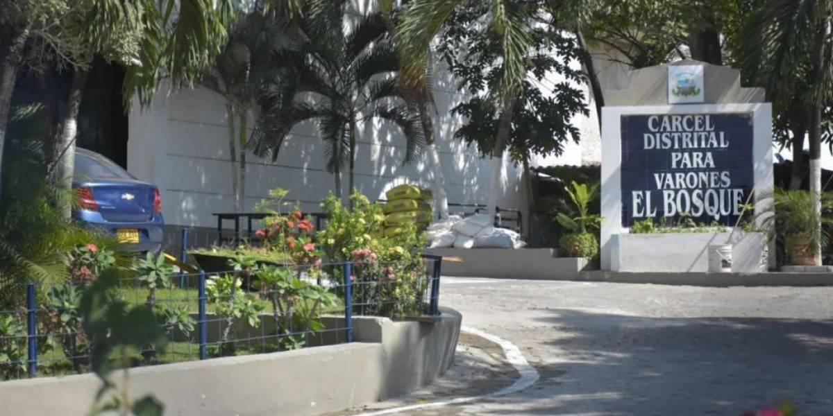 Aíslan a interno en penitenciaría de Barranquilla por sospecha de coronavirus
