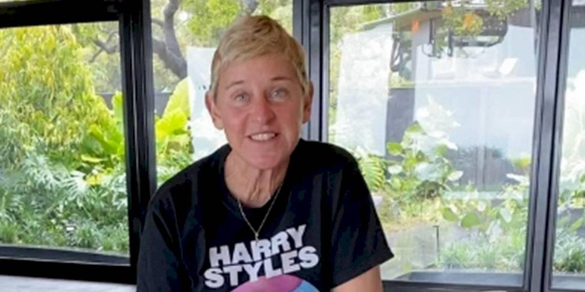 Ellen DeGeneres envía poderoso mensaje ante crisis por el covid 19