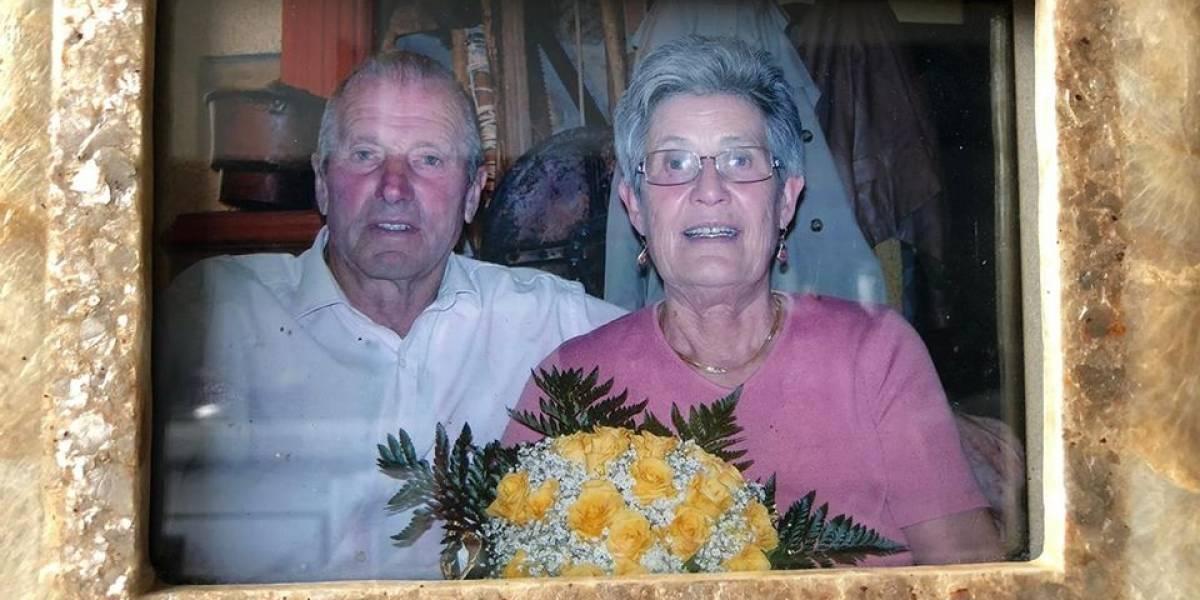 Se me metió una basurita al ojo: pareja de ancianos muere el mismo día por coronavirus en Italia