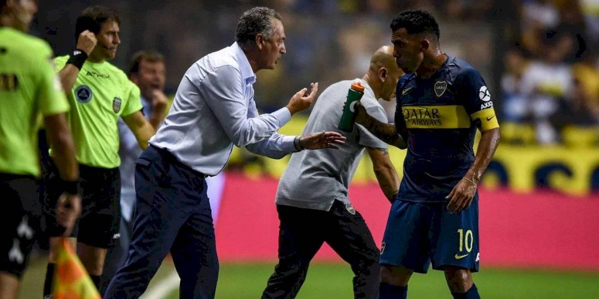 "Candidato a DT de Colo Colo se lanzó contra Tevez: ""Me desilusionó, fue al que más respeté"""