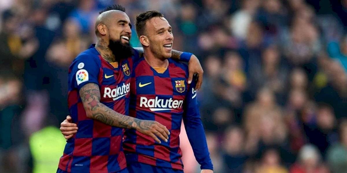 ¿Qué dice Barcelona? Inter se olvida de Vidal y ahora iría por Arthur en la operación por Lautaro Martínez