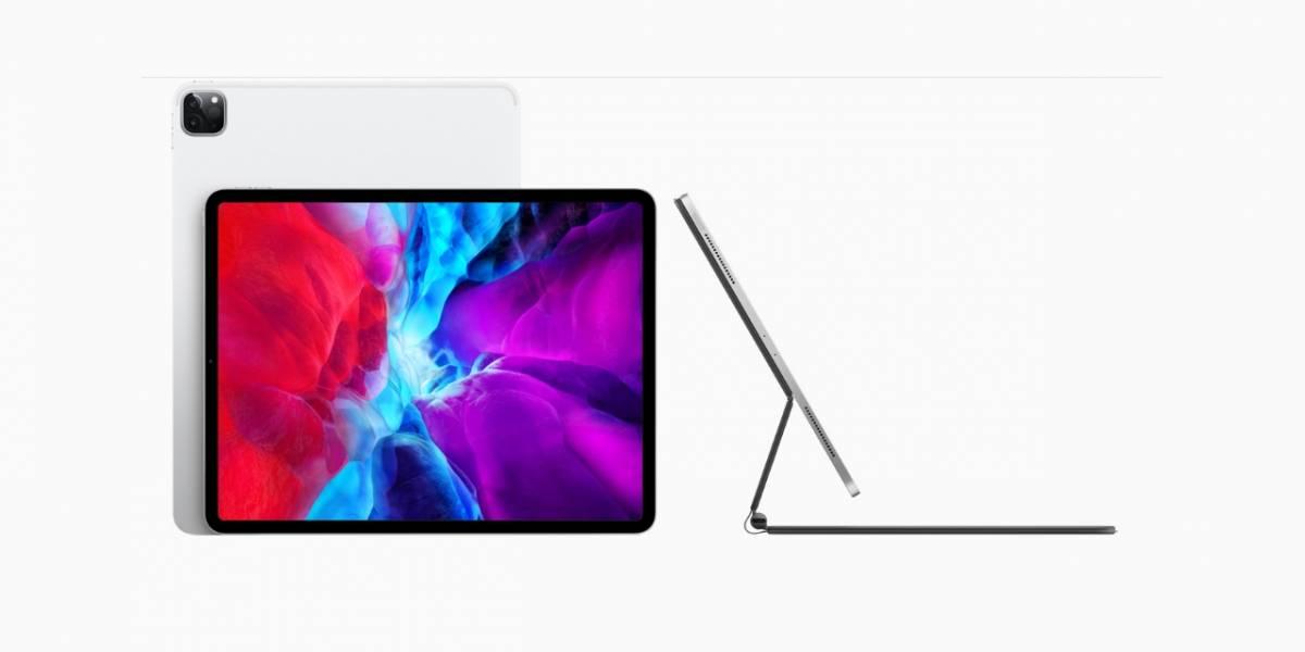 iPad Pro: Apple presenta en línea su nueva tablet con escáner LiDAR de AR