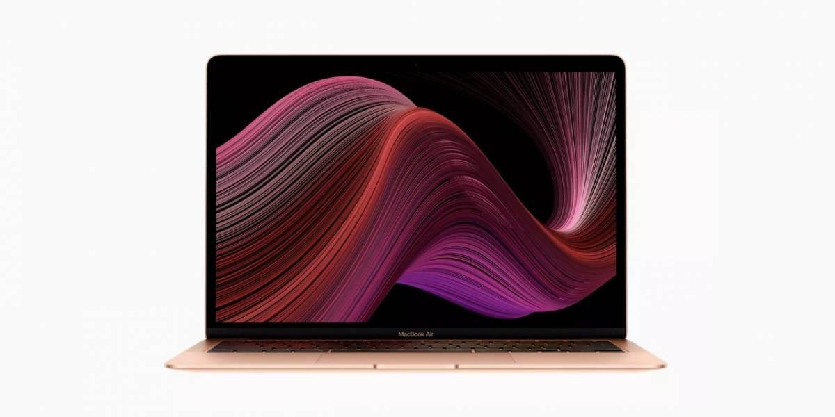 Apple presenta el nuevo MacBook Air de precio bastante accesible