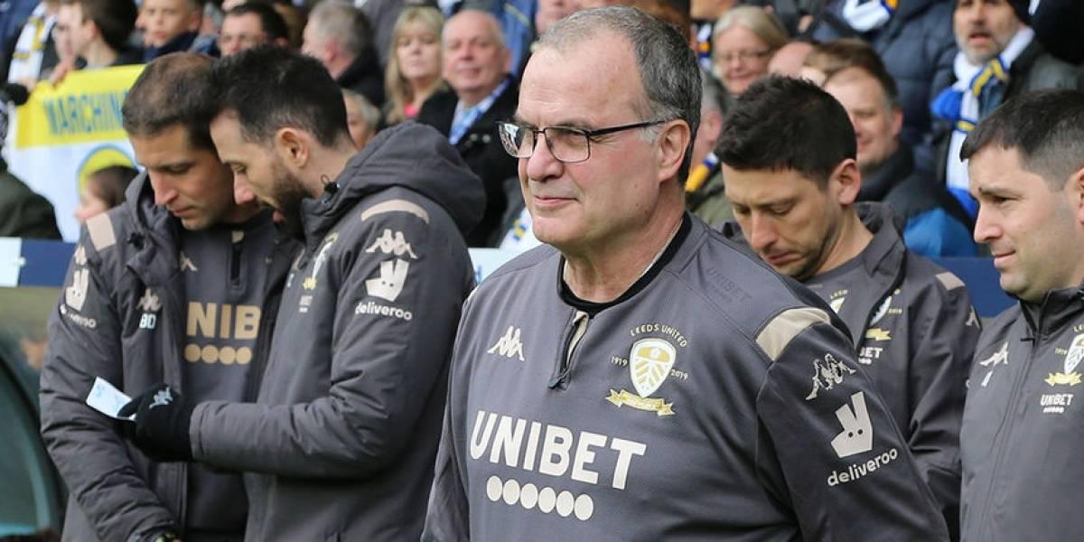 Leeds de Bielsa desesperado para que vuelva el fútbol en Inglaterra y así ascender a Premier League