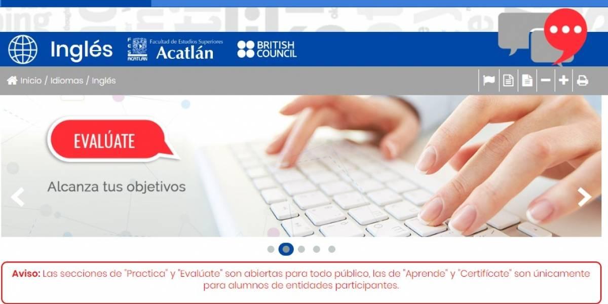 Cuarentena aprendiendo inglés: esta universidad lanza curso gratuito de idiomas