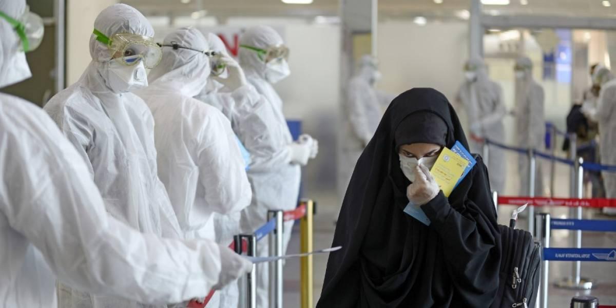 Una mujer de 103 años se recupera completamente del coronavirus en Irán