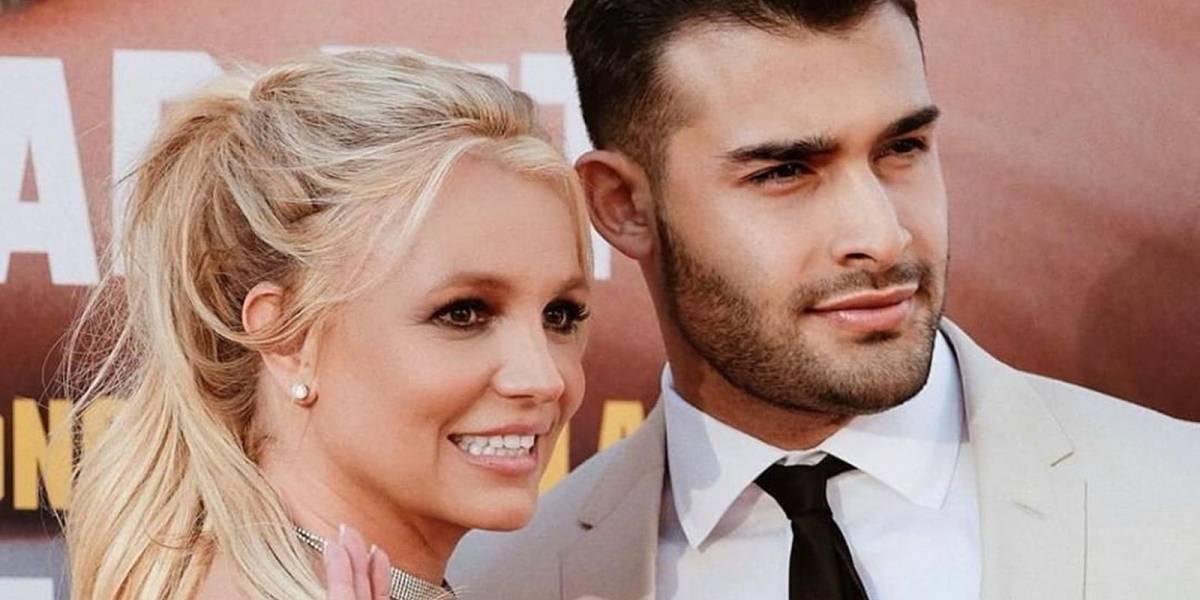 La increíble transformación del novio de Britney Spears (Fotos)
