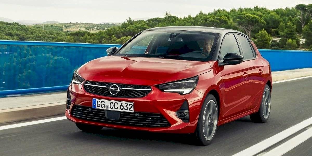 El tradicional Opel Corsa llega renovado al país