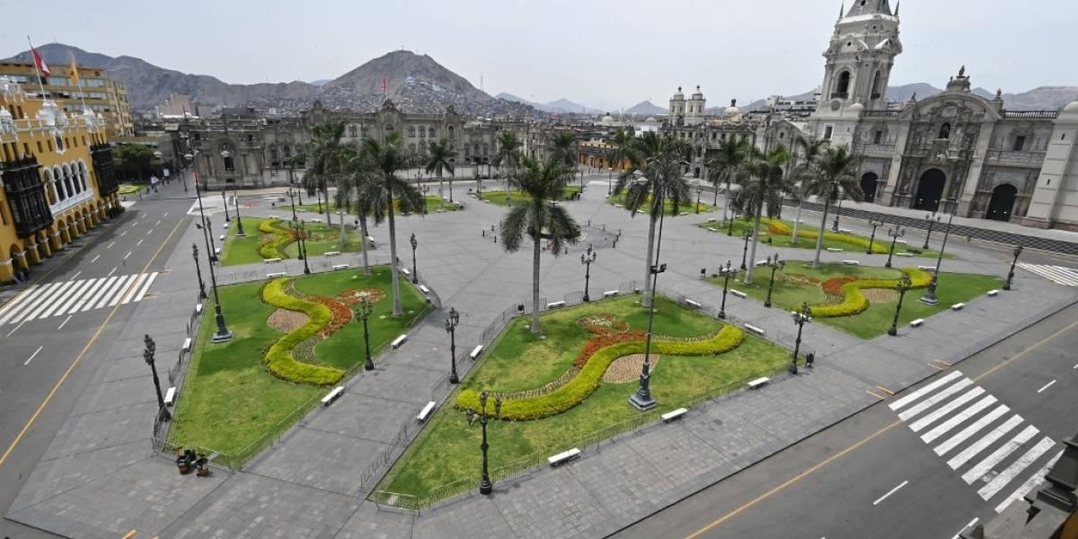 Perú decreta toque de queda para frenar el coronavirus