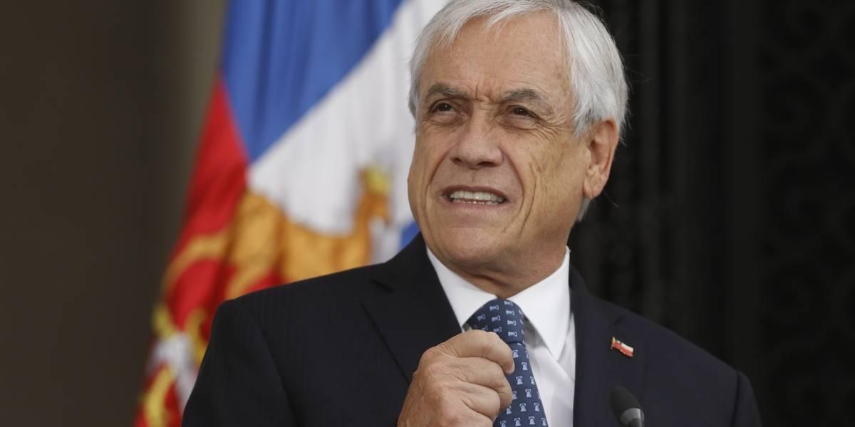 Conozca las otras frases del Presidente Sebastián Piñera en entrevista por coronavirus