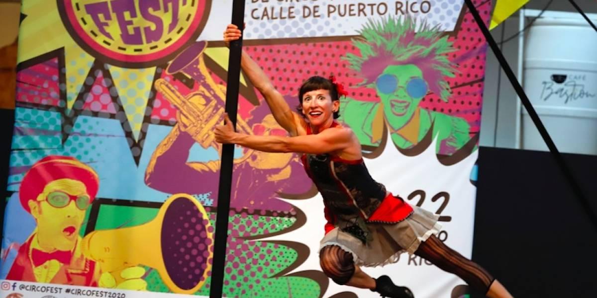 Alegría del circo callejero se propaga por el mundo